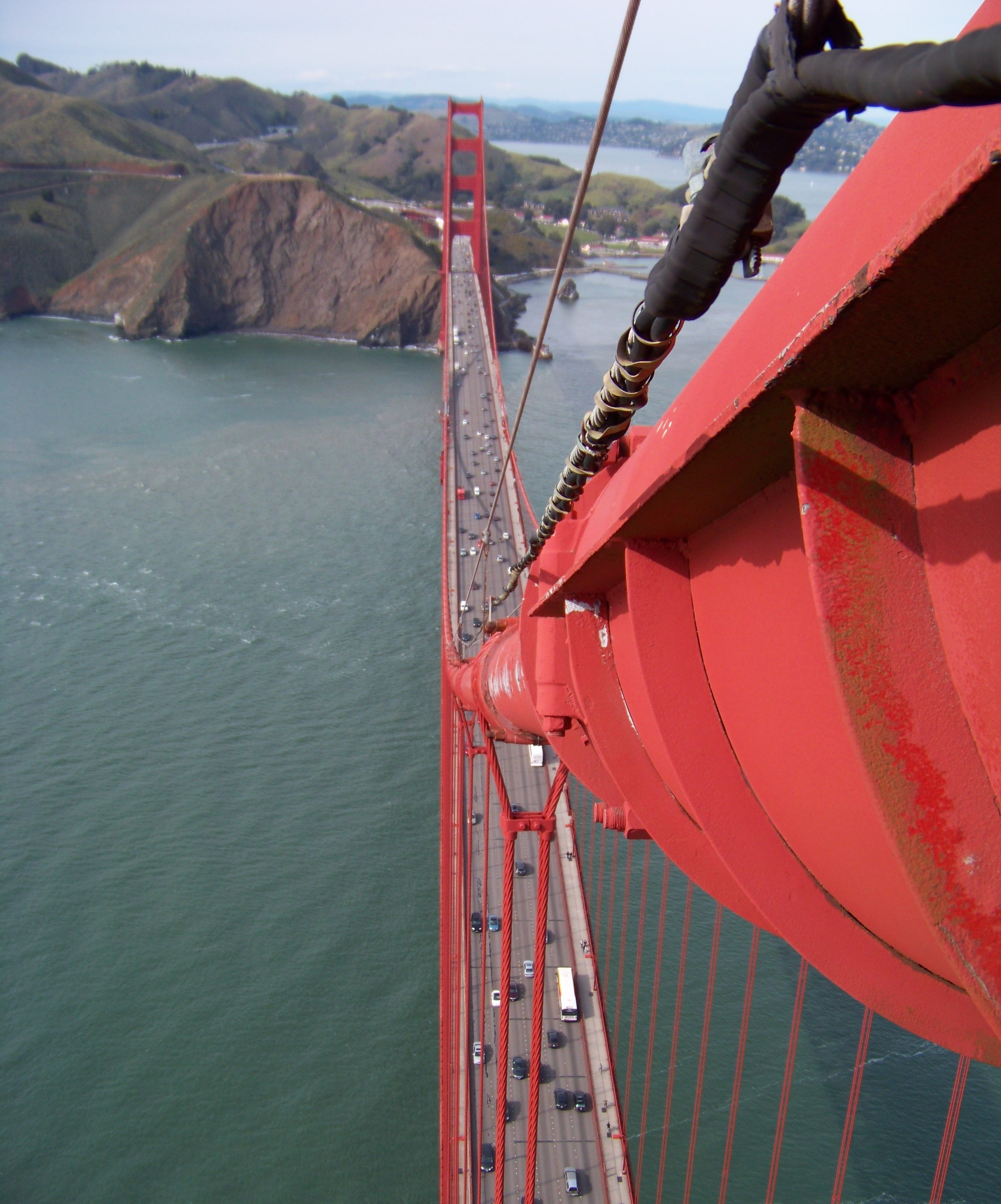 An Exceptional Walk Across The Golden Gate Bridge