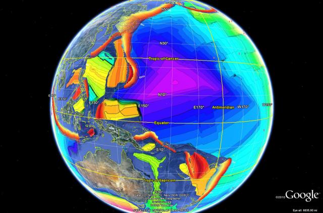 Pacific Triangle