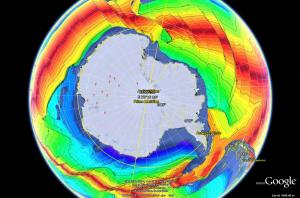 Ring Around Antarctica