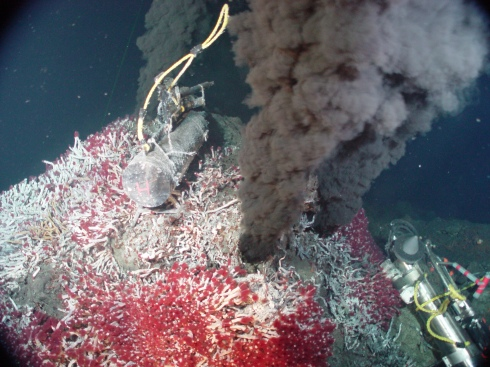 NOAA hydrothermal vent