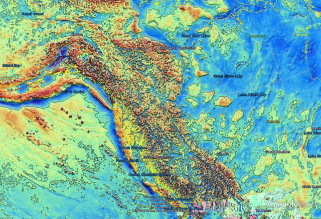 Canadian Cordillera