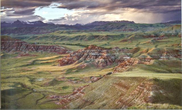 eocene-wyoming